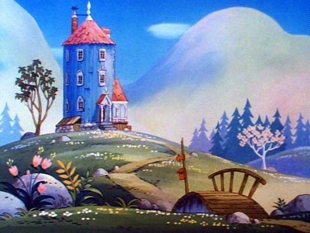 アニメ 楽しいムーミン一家 冒険日記 第12話「タイムマシーンふたたび発動」(DVD 640x480 WMV9)-0