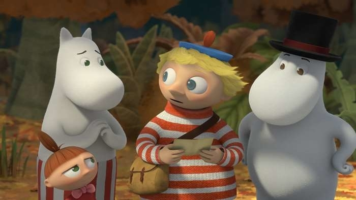 The Invisible Child (TV episode) | Moomin Wiki | FANDOM powered by Wikia