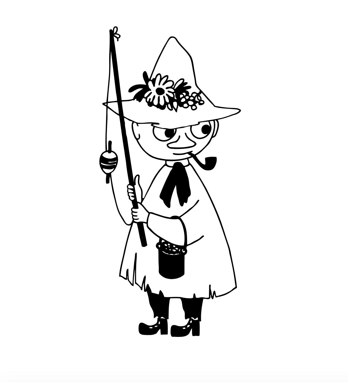 Snufkin | Moomin Wiki | FANDOM powered by Wikia