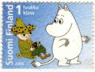 Moomin stamp8