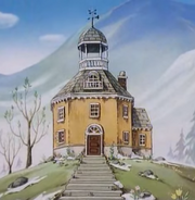 The Snork Residence Spring - Anime