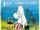 Moomins stamps