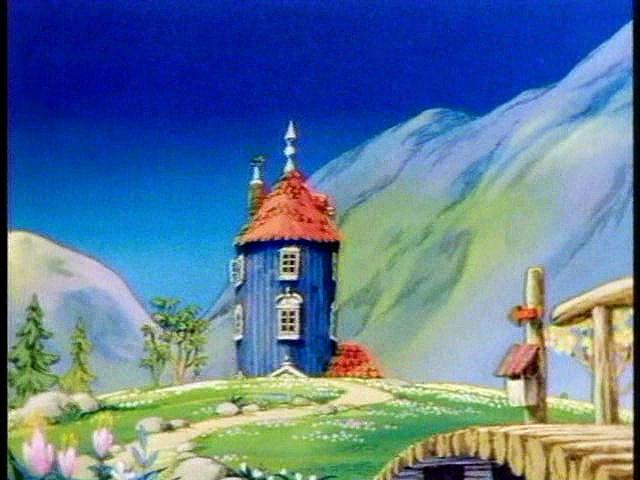 Moomins - The Floating Theatre