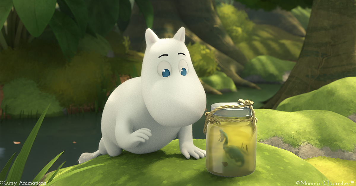 The Last Dragon in the World (TV episode) | Moomin Wiki