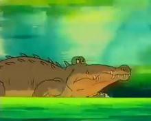 Alligator Come