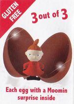 Little my inside chocolate egg
