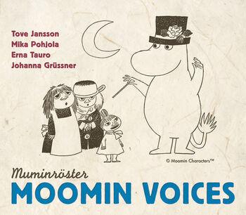Moominvoices album cover