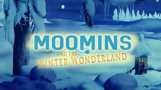 Moomins and The Winter Wonderland Theatrical Trailer
