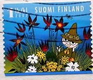 Moomin stamp12