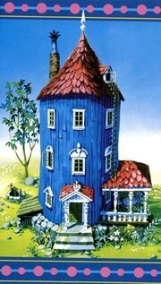 Moomins house