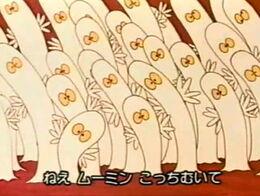 New moomin hattifatteners