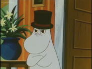 Moominpappa is Mad.
