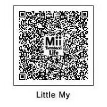 Little My QR Tomodachi
