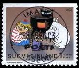 Moomin stamp16