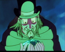 The Hobgoblin and the Emerald