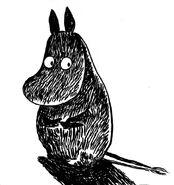 Moomintroll-up-close
