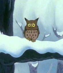 Owl (Moomin)
