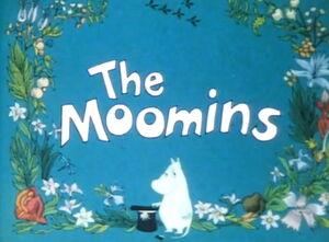 Moomins 1979 title