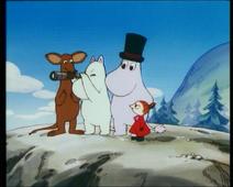 Moomintroll let me look too.