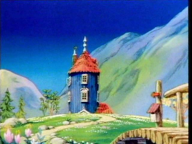 Moomins - Christmas is Coming