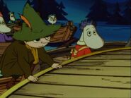 The Prison Guard's Cousin and Snufkin