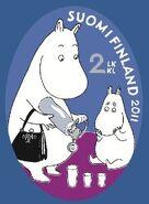 Moomin stamp3