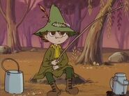 Snufkin and Dragon
