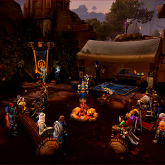 Conquest of Zandalar: Stage Two, Nazmir.