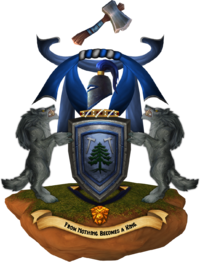 House Langley Heraldry