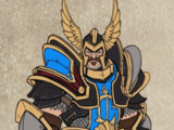 Standhaft Garithos-Lionheart I