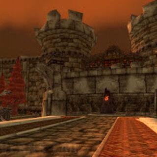 The gates of Stratholme today.