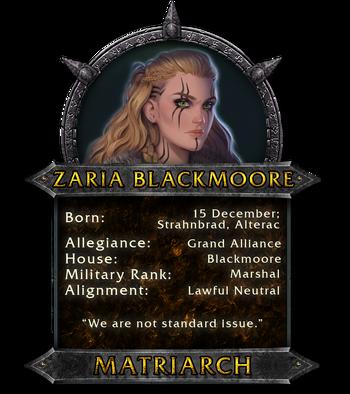 Zaria Infobox