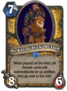 SlickMcHearthstone