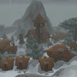 Alterac City before its destruction.