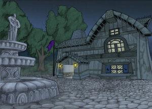The Scarlet Raven Tavern
