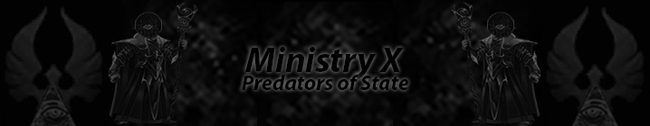 Ministry X - Wiki Banner (Predators of State)