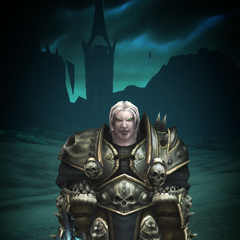 Arthas, the Lich King.