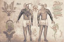 Tattoos Eldaarth 2