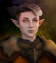 Erin Portrait Color