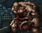 Plagueborn Meatwall TCG