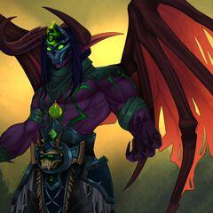 Demonic Wings - <a rel=