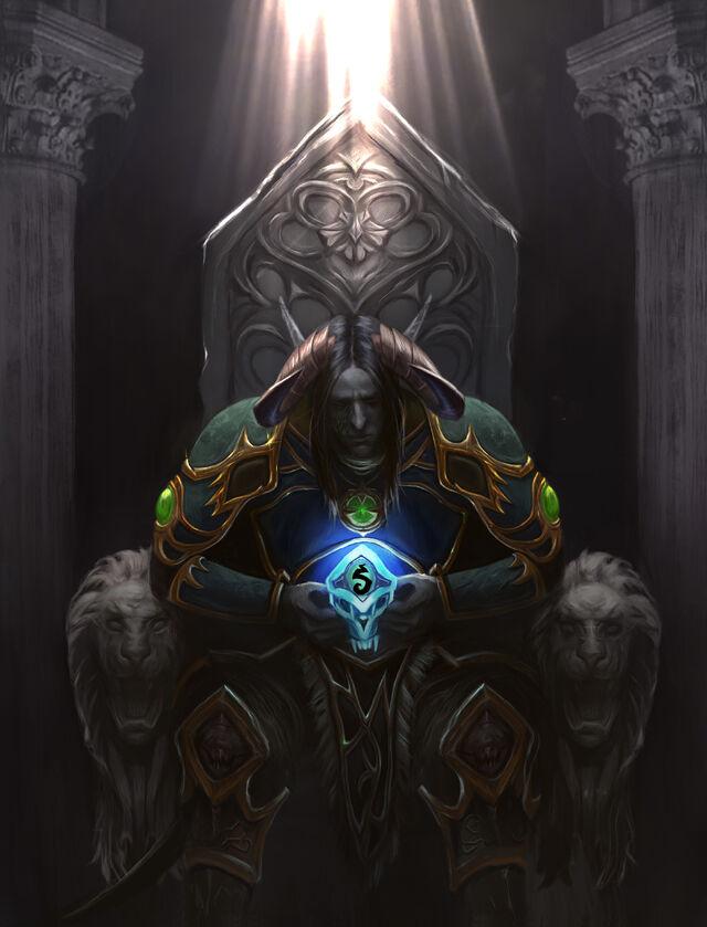 Zevrad Throne