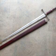 <i>Ironbane, Telriah's sword</i>