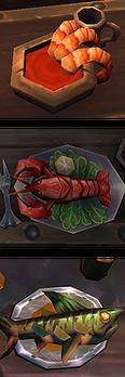 Kul tiran cuisine