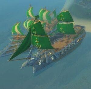 KulTiras Ship Closer