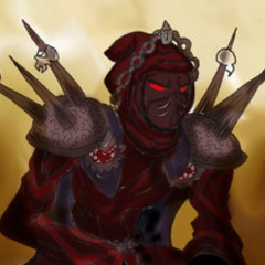 Ivan in Corruptor Regalia