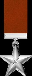 Commendation for Valor Medal