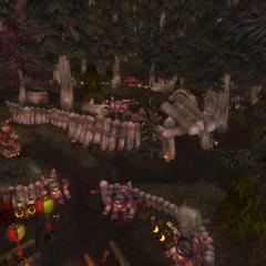 Blackwood Den under the Horde's control.