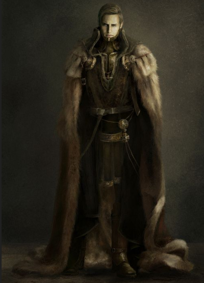 Garithos-Lionheart II