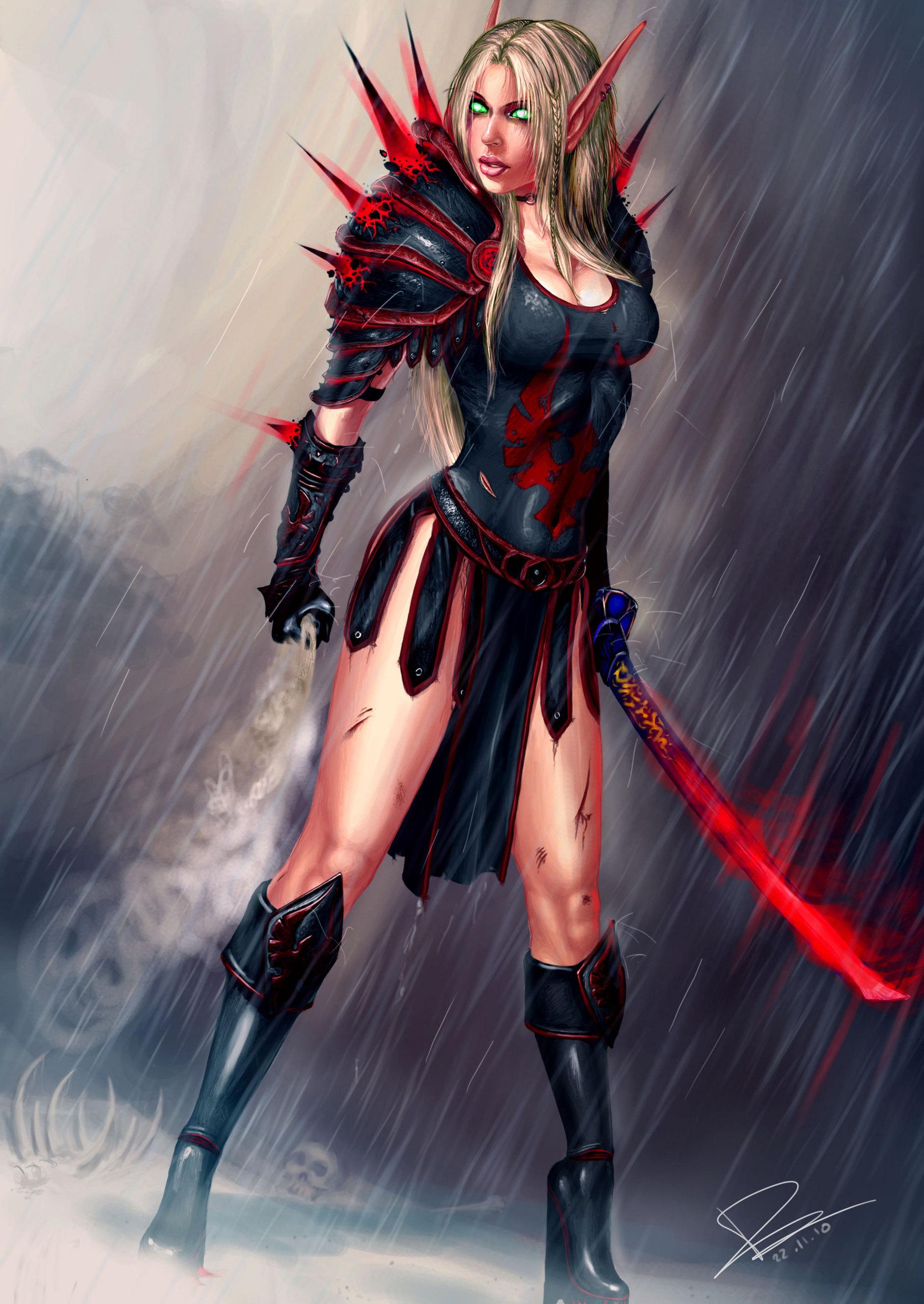 Vysarane Dawnblade Moon Guard Wiki Fandom Powered By Wikia
